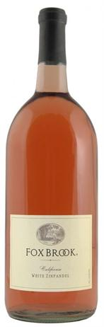 Fox Brook White Zinfandel